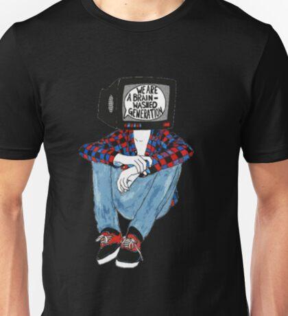 Brainwashed  Unisex T-Shirt