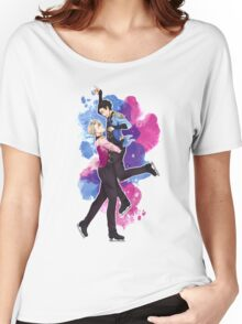 Victuri: Yuri on Ice (1) Women's Relaxed Fit T-Shirt