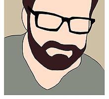 Burnie Burns by whaleflails