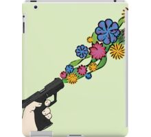 Floral Weaponry iPad Case/Skin