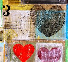 HEARTS by db Waterman