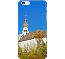 Pilgrimage church  St. Anthony in Rietz Austria iPhone Case/Skin