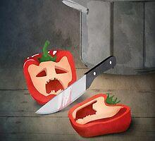 Vintage Paprika Kill by jobe