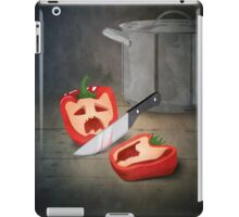Vintage Paprika Kill iPad Case/Skin