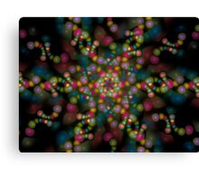 Dance Of The Jellybeans Canvas Print
