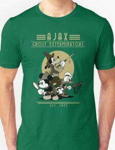 Ghost Hunters Unisex T-Shirt