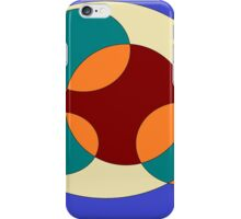 Circle Scheme iPhone Case/Skin