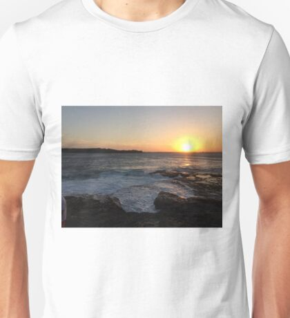 Sunset at La Perouse, Sydney, NSW, Australia Unisex T-Shirt
