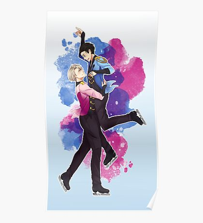 Victuri: Yuri on Ice (2) Poster