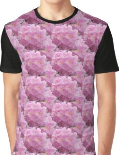 Natural Blooming Flowers - Pink Azaelas Graphic T-Shirt