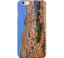 Nimborio Bay and Village iPhone Case/Skin