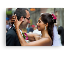 Eternal Vows - Outdoor Montreal Canvas Print