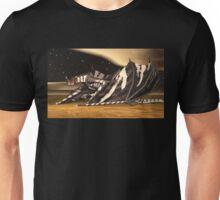 Zebra Dragon Unisex T-Shirt
