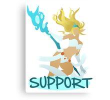 Janna Support - League of Legends Canvas Print
