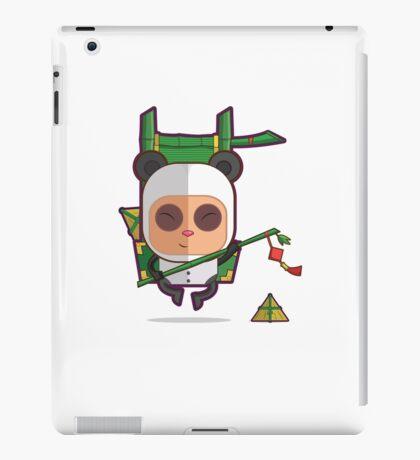 Funny Teemo Chibi Cute iPad Case/Skin