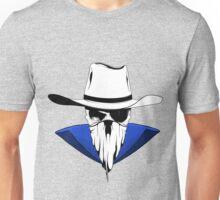 coboy skull Unisex T-Shirt