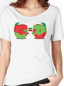 Food Fight! Women's Relaxed Fit T-Shirt