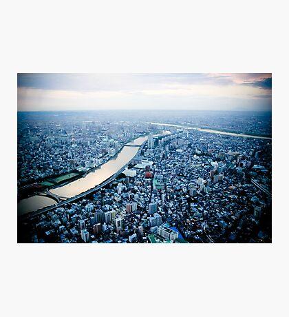Tokyo Skytree Photographic Print