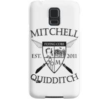 Mitchell Quidditch Design 2 Samsung Galaxy Case/Skin