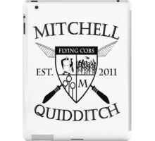 Mitchell Quidditch Design 2 iPad Case/Skin