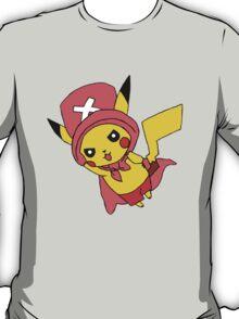 pikachu - chopper  T-Shirt