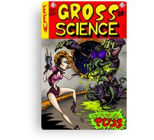 Gross Science Canvas Print