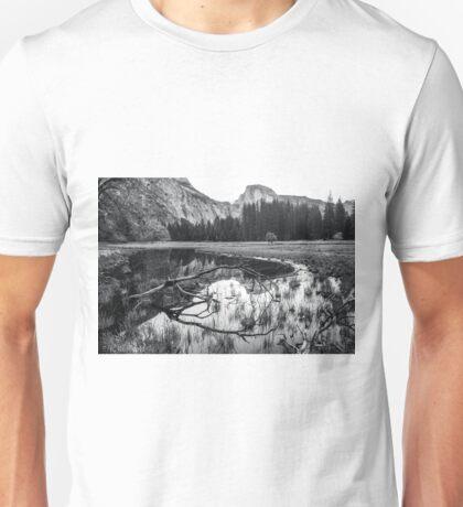 Yosemite National Park, Half Dome Unisex T-Shirt