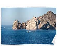 The Arch at Lands End Poster