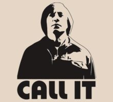 CALL IT t-shirt - Anton Chigurh, No Country for Old Men by CaptainTrips