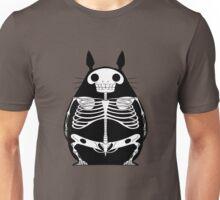 Skeleton Totoro Unisex T-Shirt