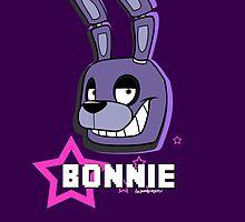 Bonnie (Five Nights At Freddy's) by LilMiss BunBun