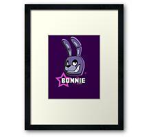 Bonnie (Five Nights At Freddy's) Framed Print