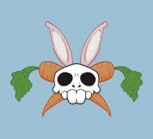 New Rabbit Skull Kids Tee
