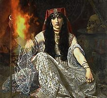 The Sorceress by Carol Bleasdale