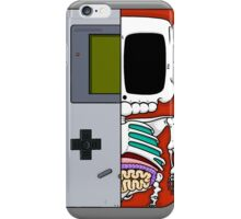 Game Boy Dissected A iPhone Case/Skin