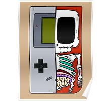 Game Boy Dissected A Poster