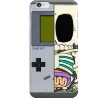 Game Boy Dissected B iPhone Case/Skin