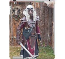Monsters against Hobbits  5  Olao-Olavia by Okaio Créations fz 1000  c (h) iPad Case/Skin