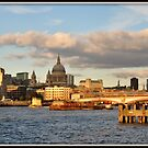 View from South bank  by Sparowsong