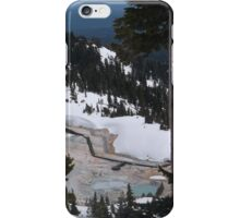 On Top of the World at Lassen iPhone Case/Skin
