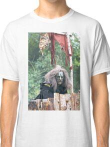 Monsters against Hobbits  6  Olao-Olavia by Okaio Créations fz 1000  c (h) Classic T-Shirt