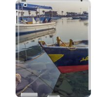 boat no. 11 iPad Case/Skin
