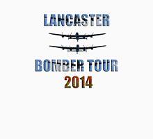 Lancaster bomber tour 2014 Unisex T-Shirt