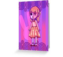Kawaiiacal Me 3 Greeting Card