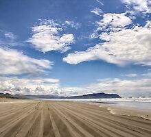 Coastal Highway by yellocoyote