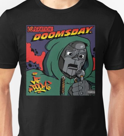 MF Doom - Operation doomsday Unisex T-Shirt