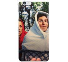Andy Samberg and Seth Myers reenact E.T. iPhone Case/Skin