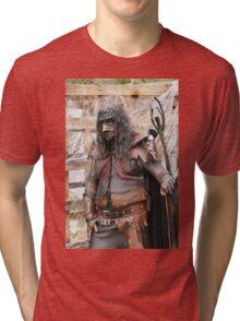 Monsters against Hobbits  7  Olao-Olavia by Okaio Créations fz 1000  c (h) Tri-blend T-Shirt