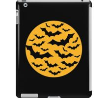 Bats moon iPad Case/Skin