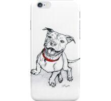 Happy Staffie iPhone Case/Skin